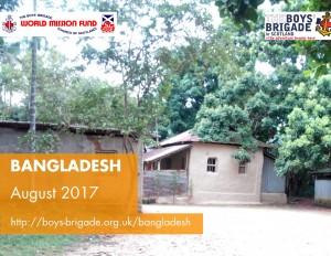 Bangladesh Young Leaders' trip