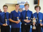 National Competition, Masterteam Final, 8 April in Belfast Ciity Mission, Rathcoole Hall.