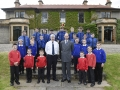 Pic Greg Macvean - 02/07/2015 - 07971 826 457 The Boys' Brigade Scotland hosts HRH Prince Edward, Earl of Wessex to celebrate 60 years of KGVI (King George VI - a two year programme which covers key aspects of The Boy's Brigade training equipping young leaders to lead activities in their local groups)