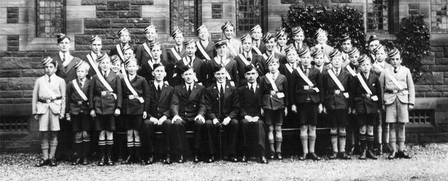 Our History - The Boys Brigade