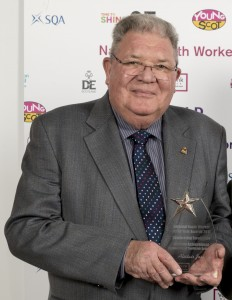 National Youth Worker of the Year Awards 2017 Picture: Alan Rennie
