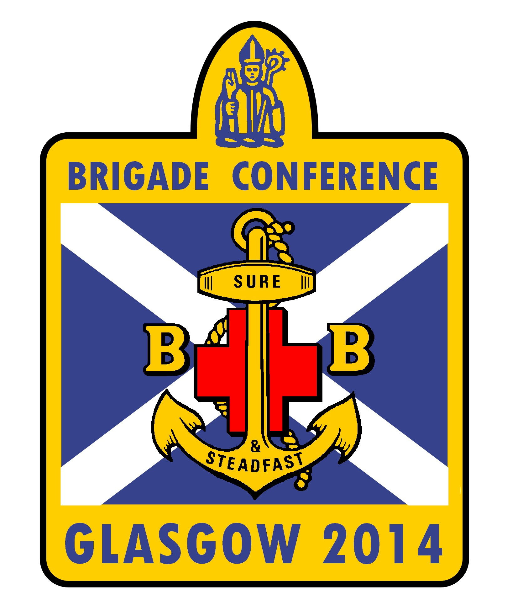 Response to events in manchester page 8 of 20 the boys brigade badge square 2 thecheapjerseys Choice Image